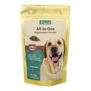 All-in-One Dog Powder Supplement Made by NaturVet