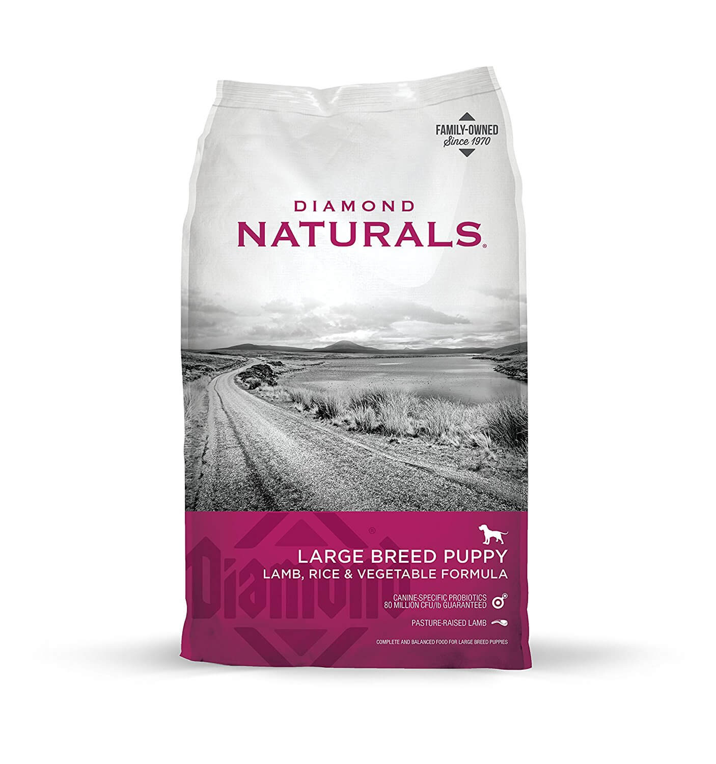 Diamond Pet Foods – Naturals Real Meat Recipe