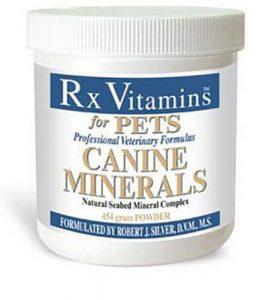 Rx Vitamins Canine Minerals Powder