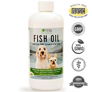 Fish Oil For Dogs – Omega 3