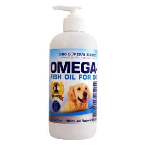 Unlimited Care Products Dog Lover's Secret Omega