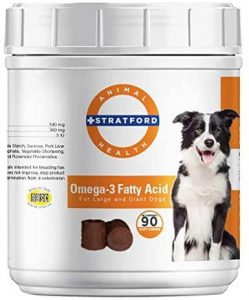 Omega 3 Fatty Acid Soft Chew