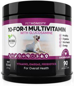 Dog Multivitamin with Glucosamine