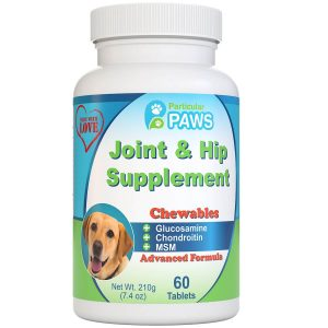 Joint and Hip Supplement for German Shepherd