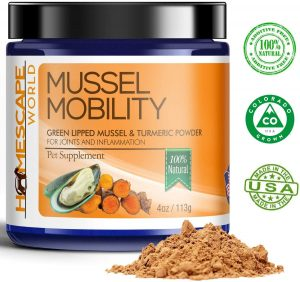 MUSSEL MOBILITY Green Lipped Mussel