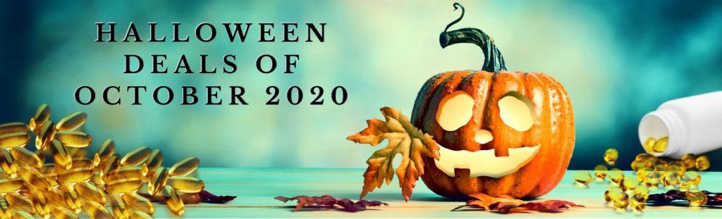 Halloween Deals of October 2020